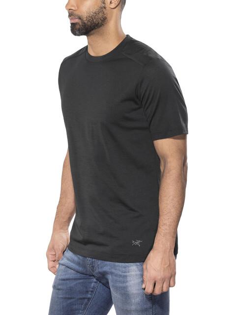 Arc'teryx A2B T-Shirt Men Black